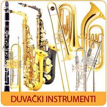 Duvački instrumenti