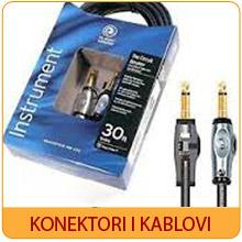 Konektori i kablovi
